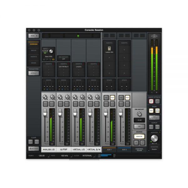 Universal Audio Apollo Twin X Console