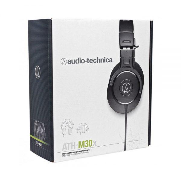 Audio Technica ATH-M30x Box