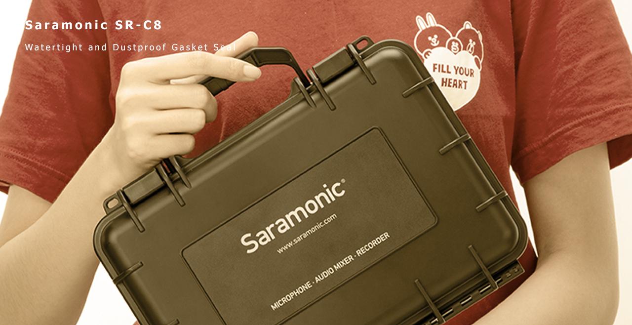 Saramonic SR-C8 Content