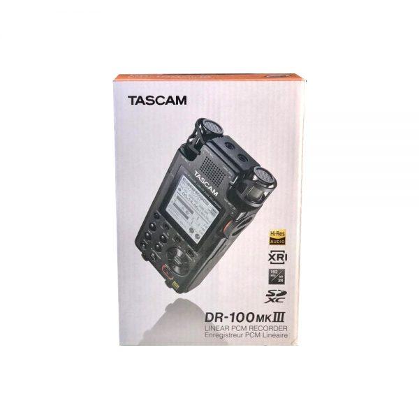 TASCAM DR 100MK3 Box