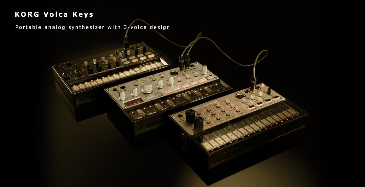 KORG Volca Keys More