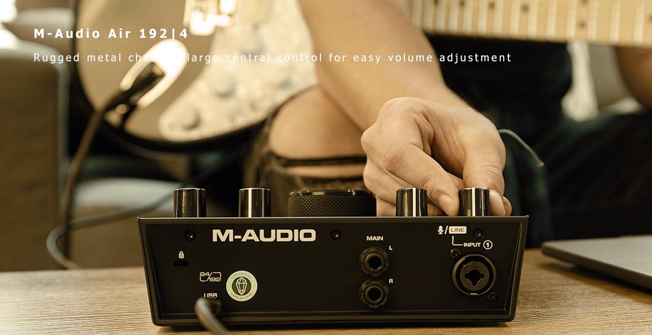 M-Audio Air 192|4 More
