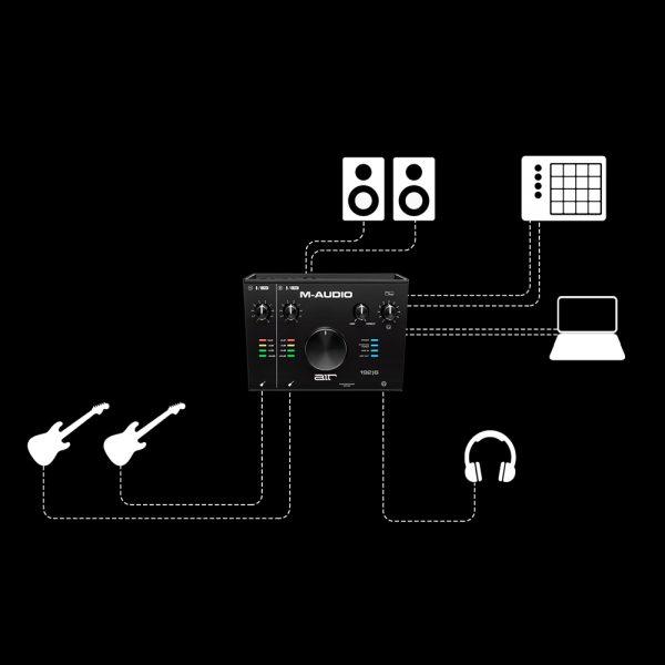 M-Audio Air 192 6 Setup Guide2