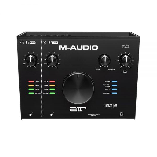 M-Audio Air 192 6 Top