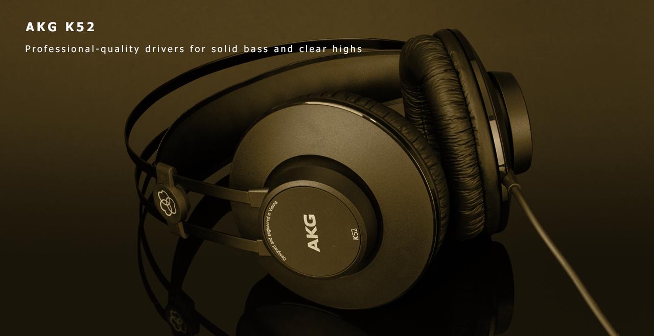 AKG K52 Content