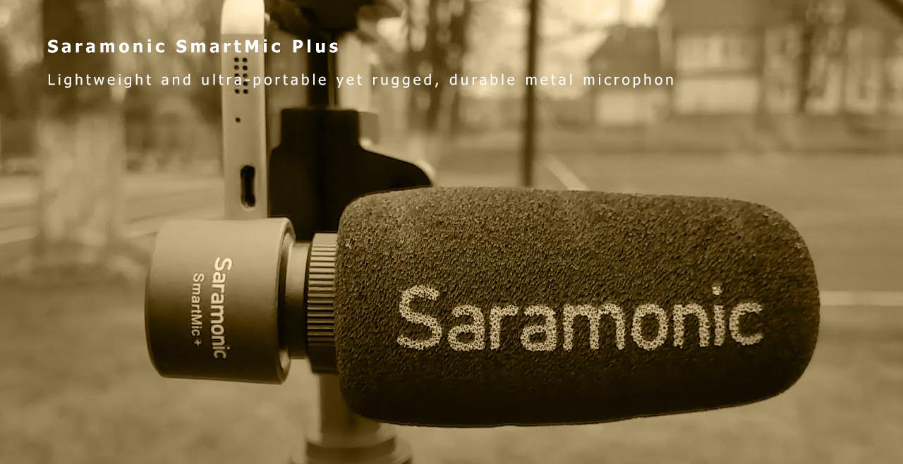 Saramonic SmartMic Plus Content