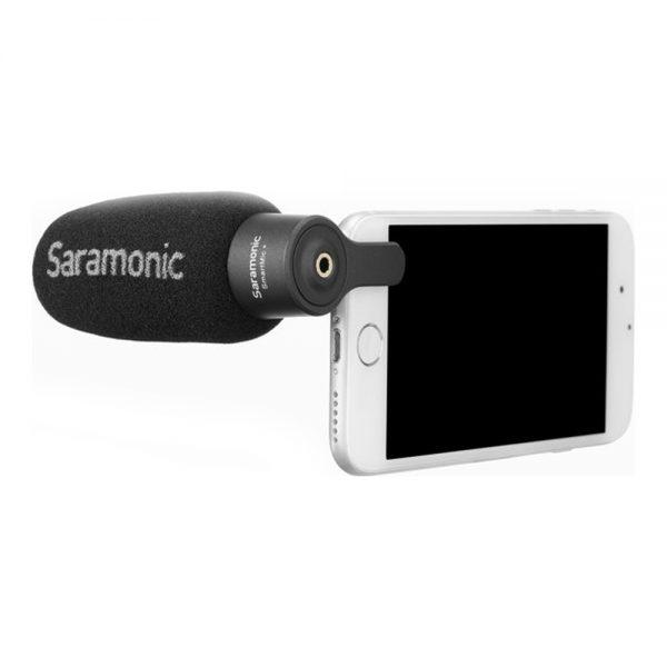 Saramonic SmartMic Plus iPhone
