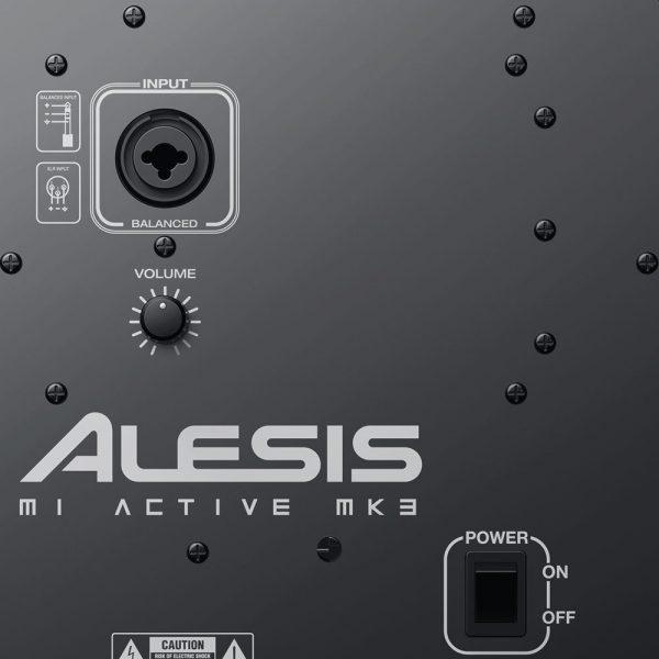 Alesis M1Active MK3 Back Detail
