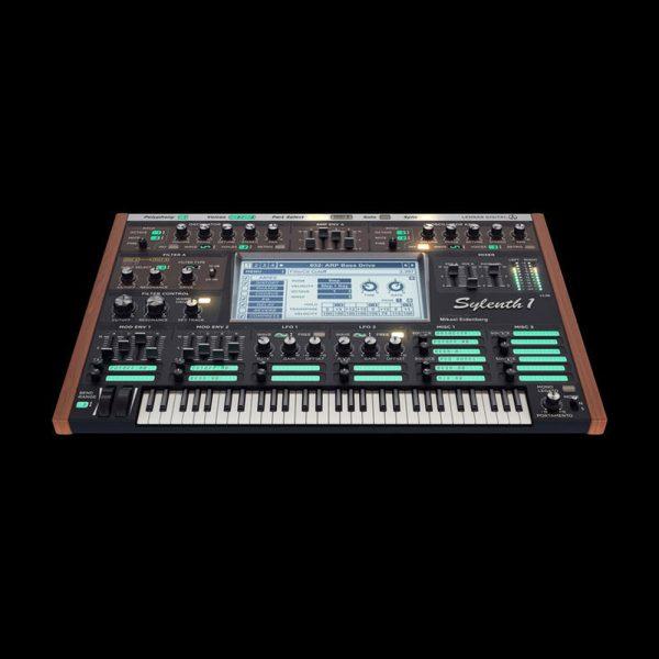 Basic Working With Synthesizer