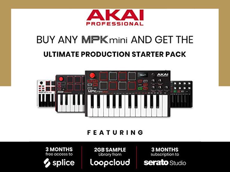 AKAI Ultimate Production Starter