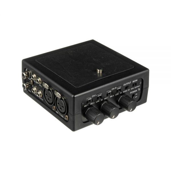 Azden FMX-DSLR Top