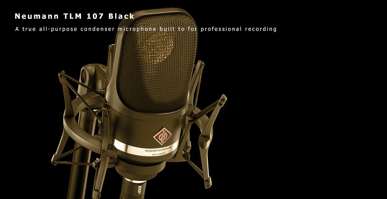 Neumann TLM 107 Black Content