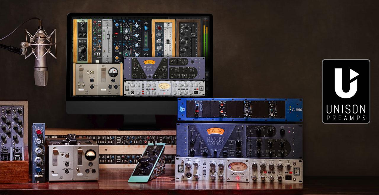 Universal Audio Apollo Solo Unison
