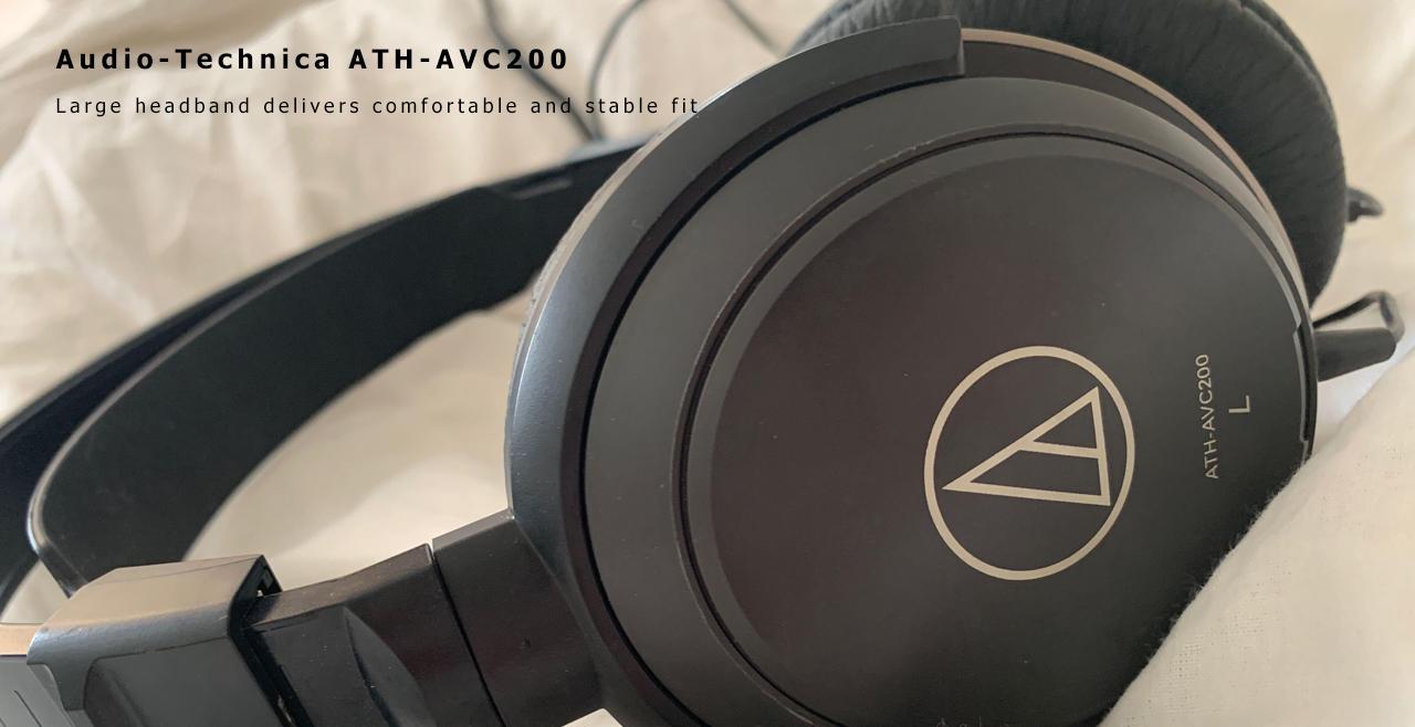 Audio Technica ATH-AVC200 Content
