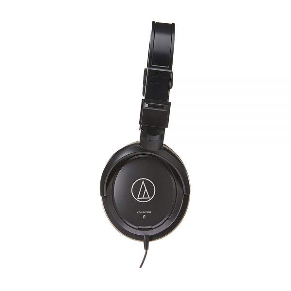 Audio Technica ATH-AVC200 Side