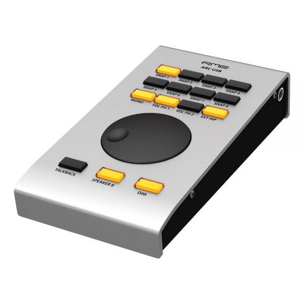 RME ARC-USB Angle