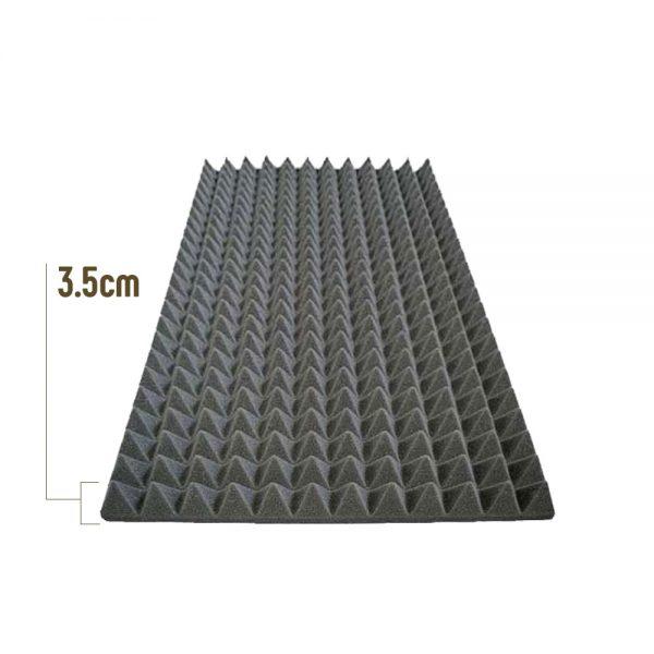 Pyramid 2X1-17K 3.5cm