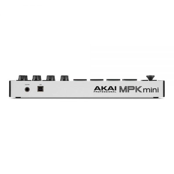 AKAI MPK Mini MK3 White Back