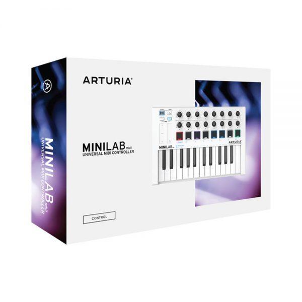 Arturia MiniLab MK2 White Box