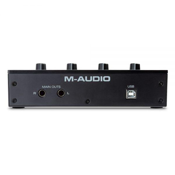 M-Audio M-Track DUO Back