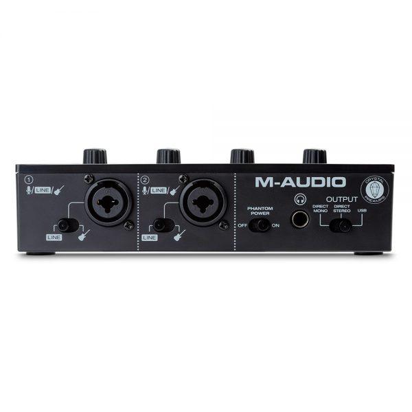 M-Audio M-Track DUO Front