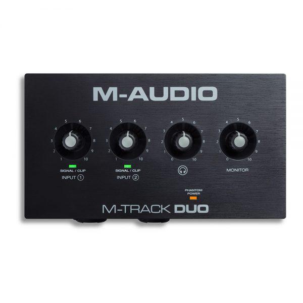 M-Audio M-Track DUO Top