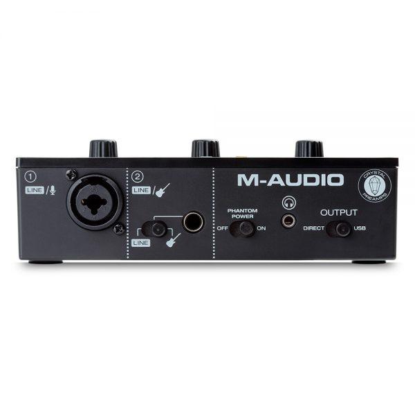 M-Audio M-Track Solo Front