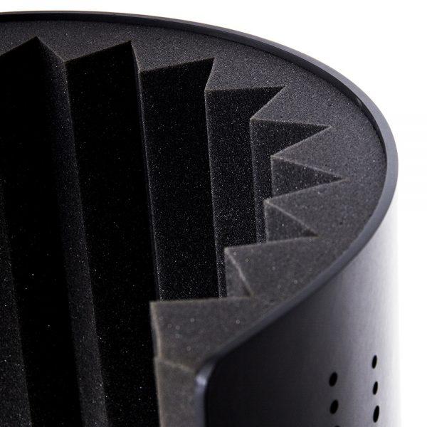 Deconik Flexi Screen Guard Black Foam