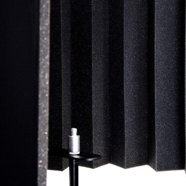 Deconik Flexi Screen Guard Black Zoom