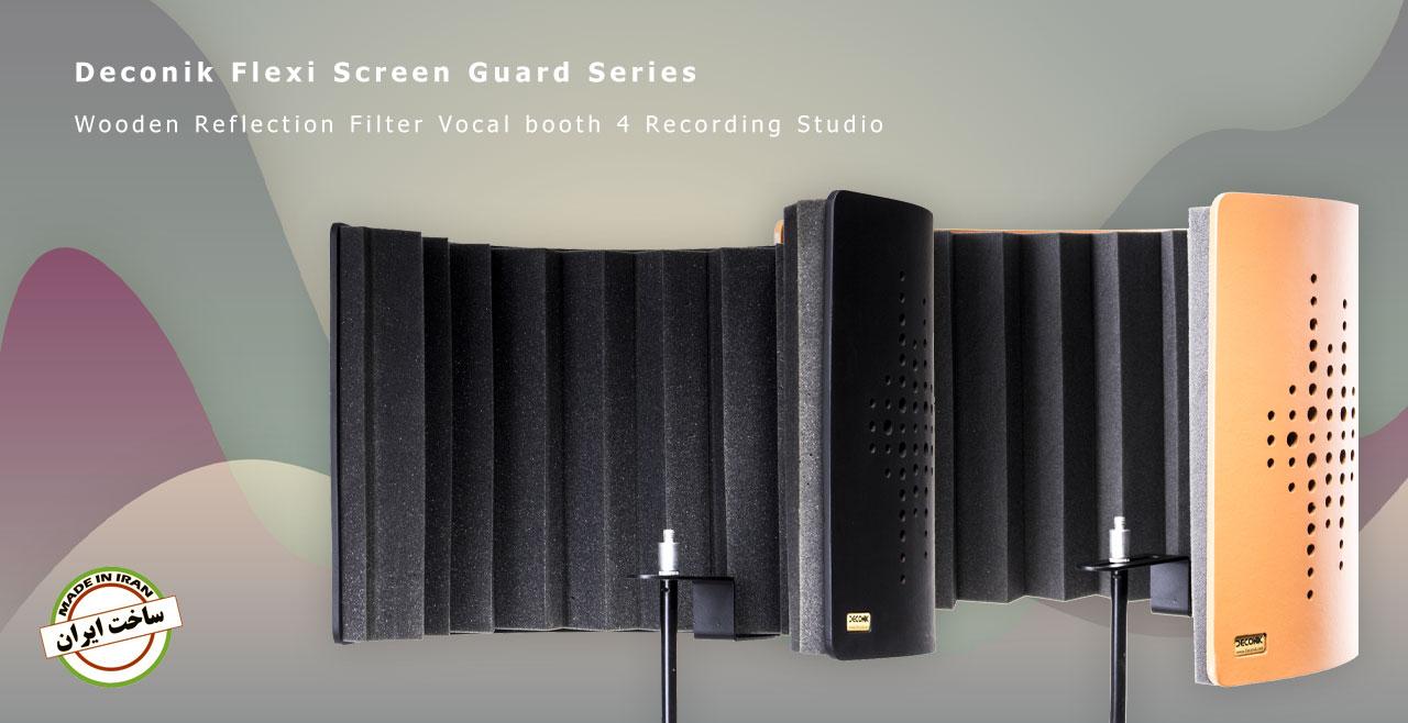 Deconik Flexi Screen Guard Series Content