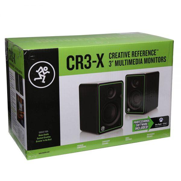 Mackie CR3-X Box