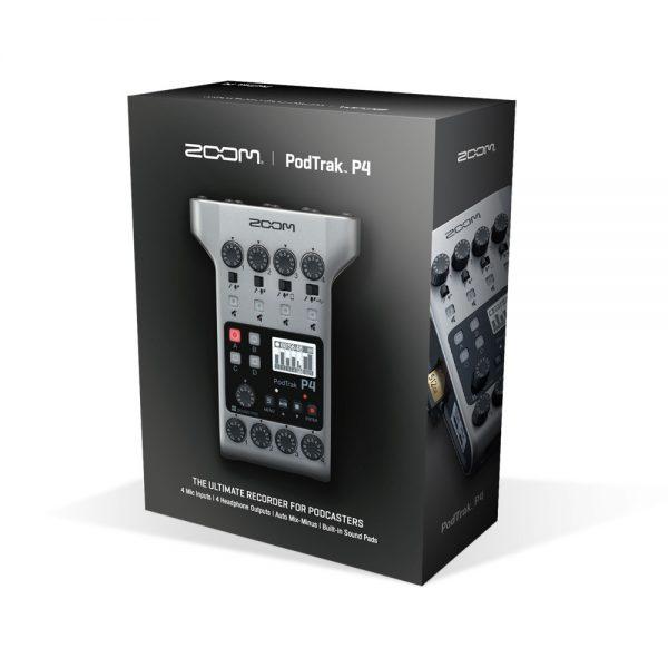 Zoom PodTrack P4 BOX