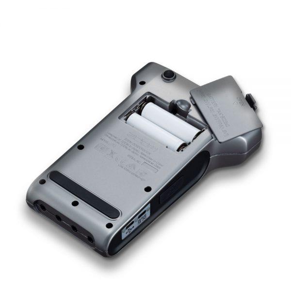 Zoom PodTrack P4 Battery Slot