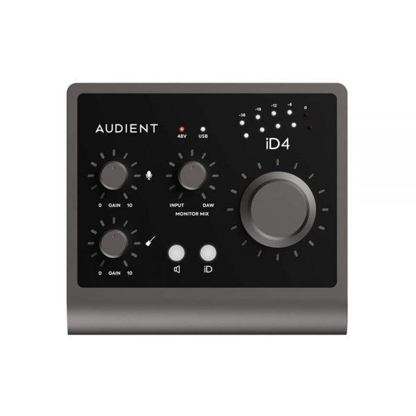 Audient iD4 MK2 Top