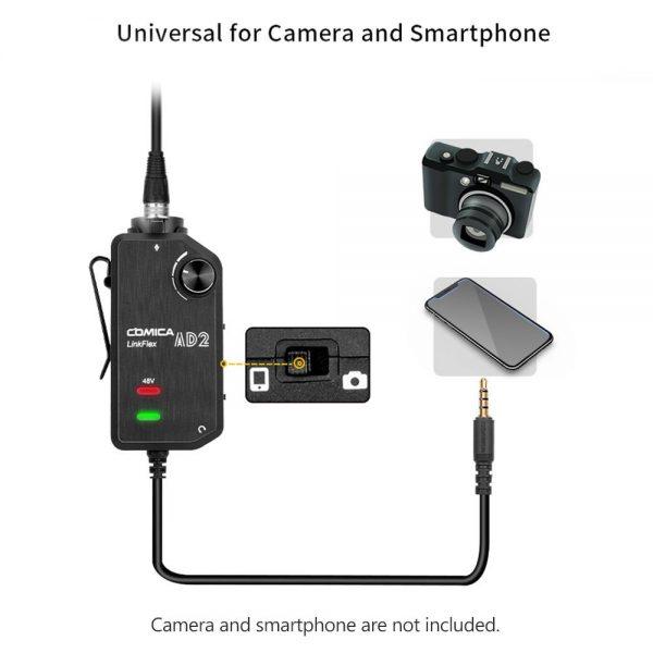 Comica Audio LinkFlex AD2 Camera