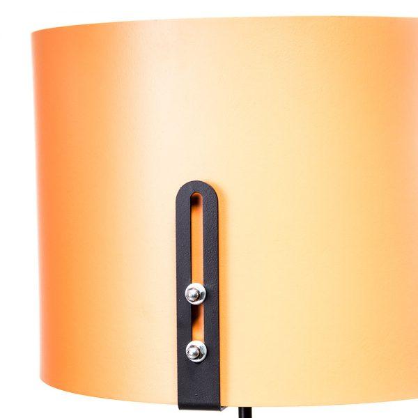 Flexi Screen Guard Orange Back Detail