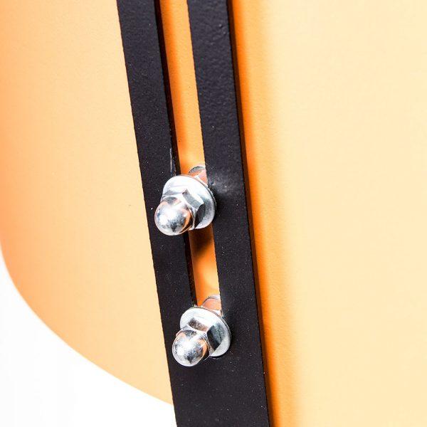 Flexi Screen Guard Orange Detail