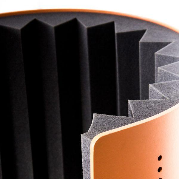 Flexi Screen Guard Orange Foam