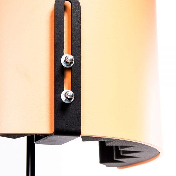 Flexi Screen Guard Orange Under