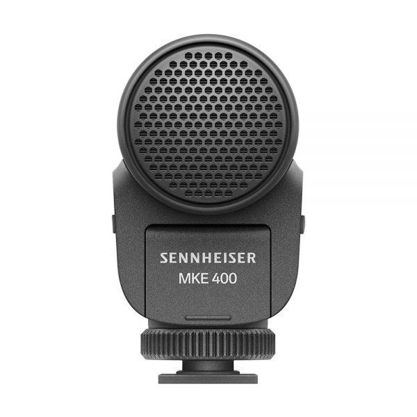 Sennheiser MKE400 Back