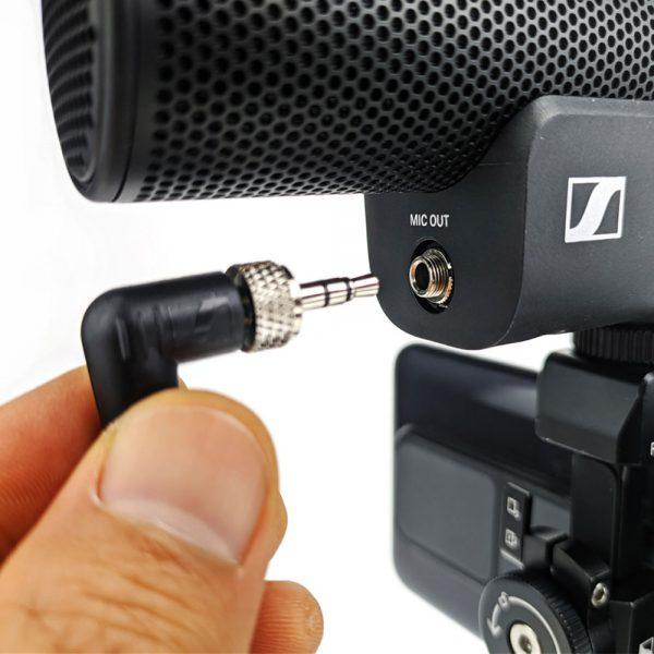 Sennheiser MKE400 Mobile Kit OUTPUT