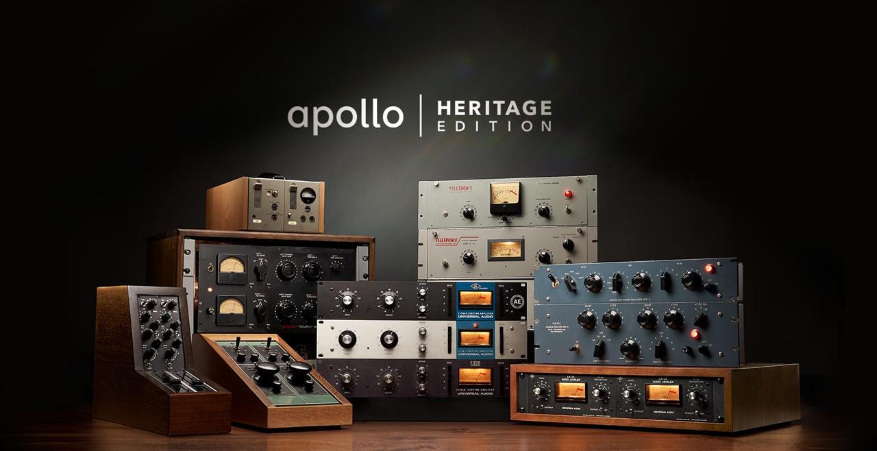Universal Audio Apollo Solo USB3 Heritage Edition