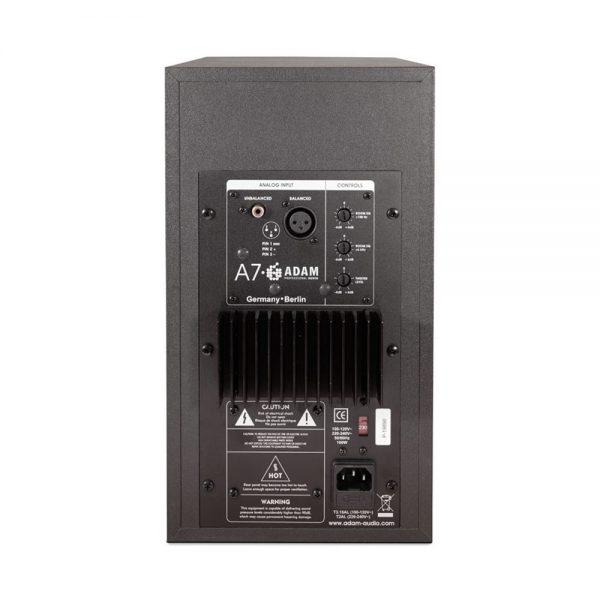 ADAM Audio A7 Back