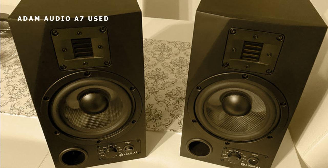 ADAM Audio A7 Content