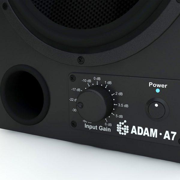 ADAM Audio A7 Gain