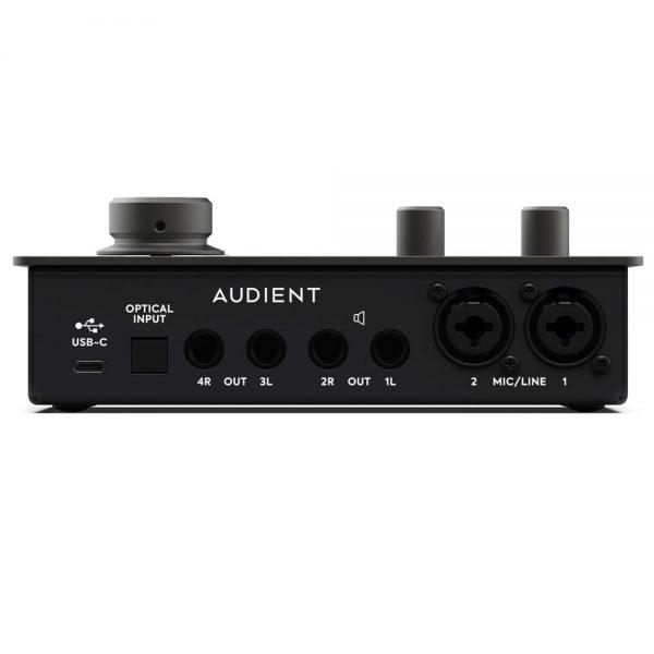 Audient iD14 MK2 Back