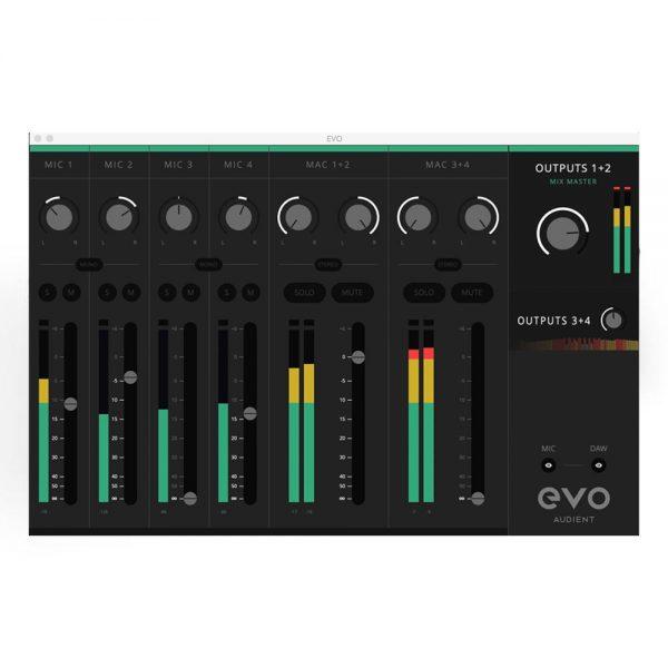 Audient EVO Control
