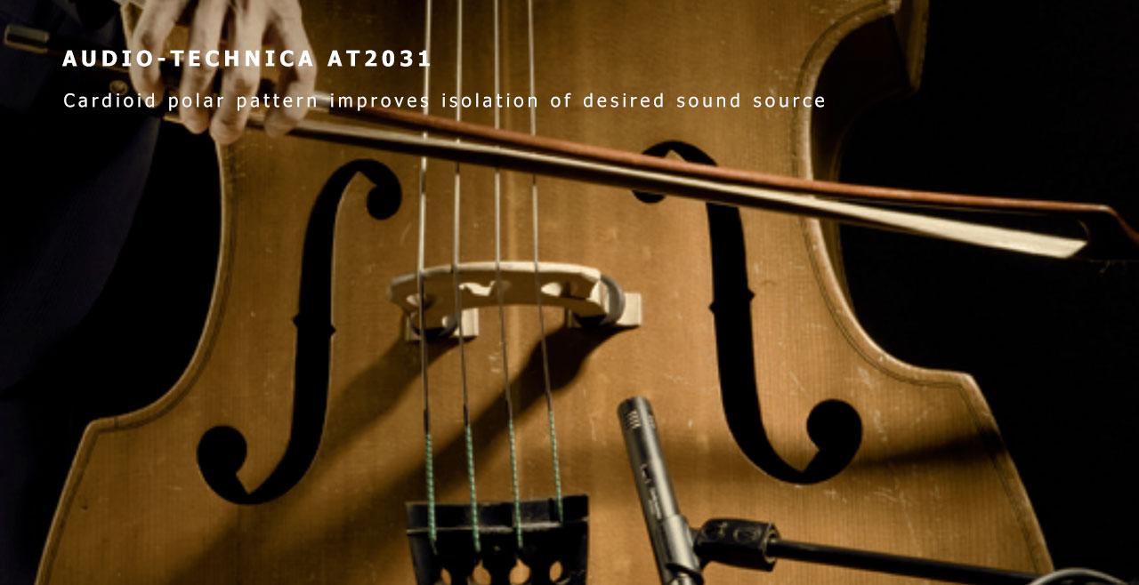 audio-technica AT2031 Content