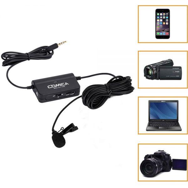 Comica Audio CVM SIG.LAV V05 Usability