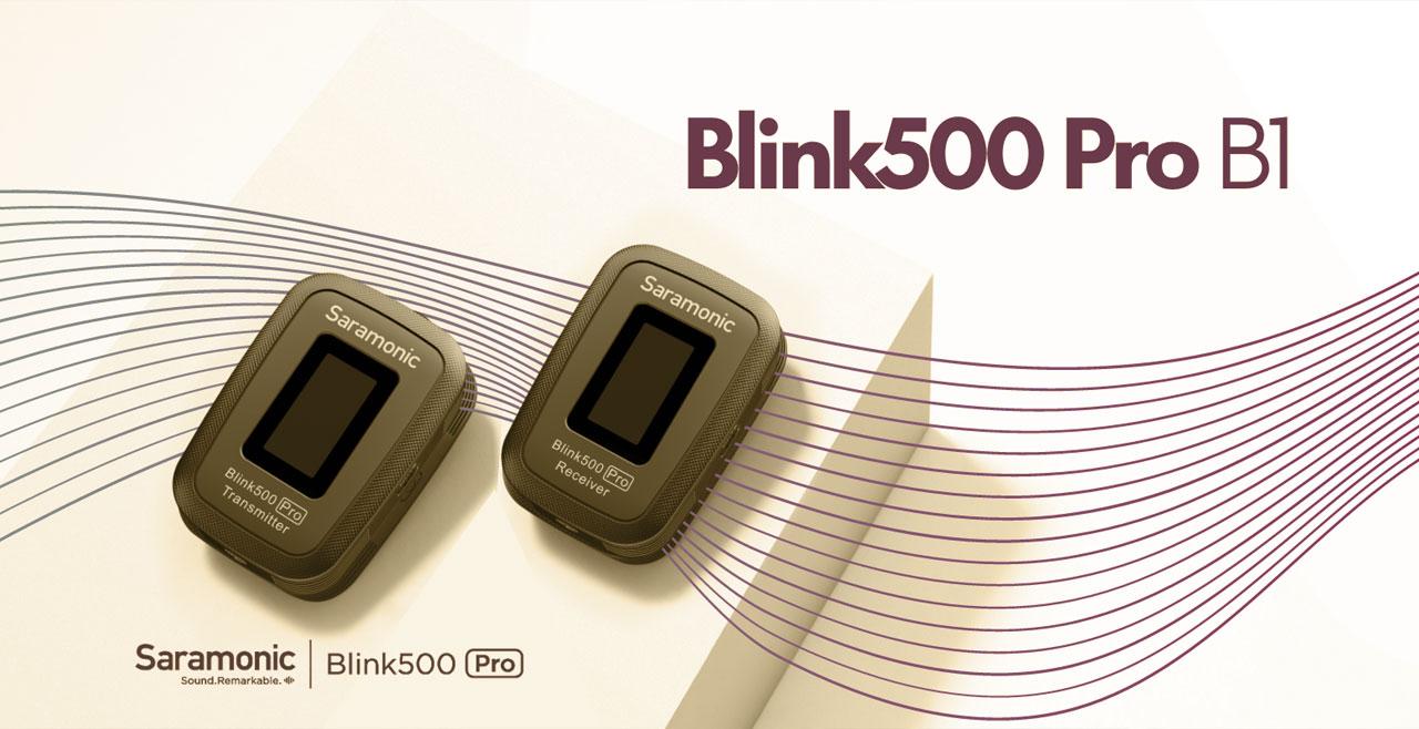 Saramonic Blink 500 PRO B1 Content